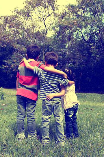 משני אחים הפכו לשלושה. אילוסטרציה (צילום: shutterstock)