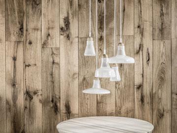 הגרסה הלבנה של המנורות של דן יפת ולוסי קולדובה (באדיבות הביטאט)