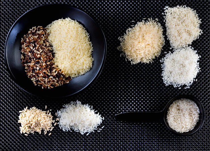 מה תעדיפו, אורז של חתול או אורז של גמל? (צילום: יוסי סליס, סגנון: נטשה חיימוביץ')
