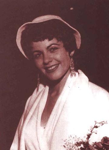 שרה טל, מלכת היופי 1956
