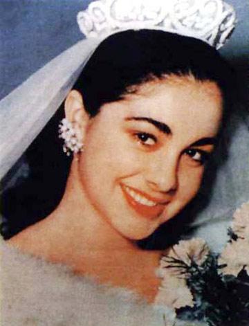 עטרה ברזילי, מלכת היופי 1957