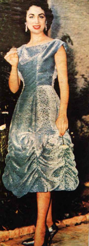 מרים הדר, מלכת היופי 1958