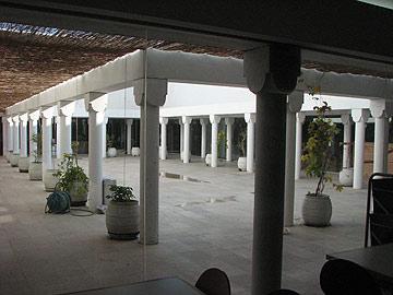 הספרייה העירונית. רם כרמי (צילום: מיכאל יעקובסון)