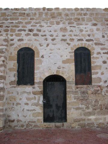 מצודת פטיש. מבנה פשוט, שפע של היסטוריה (צילום: מיכאל יעקבסון)