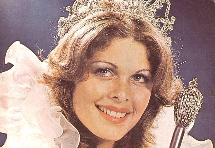 רינה מור, מלכת היופי של ישראל ומיס יוניברס לשנת 1976