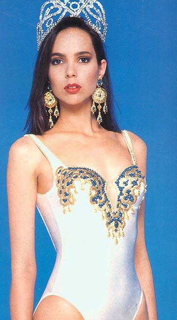 רוית אסף, מלכת היופי 1992