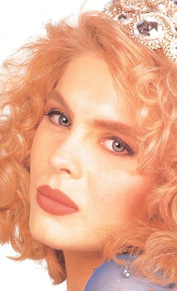 יאנה חודריקר, מלכת היופי 1993