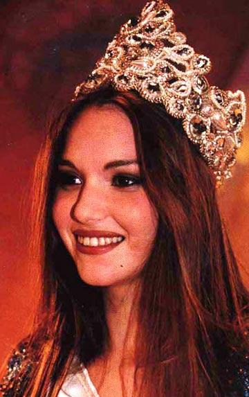 טלי לוונטל, מלכת היופי 1996
