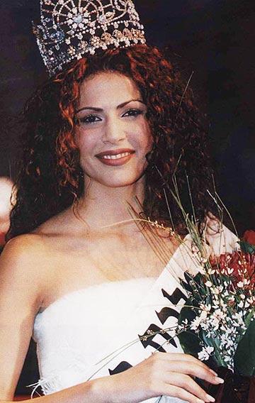 לינור אברג'יל, מלכת היופי 1998