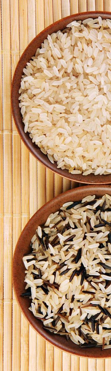 מזון מאוזן לפי הרפואה הסינית. אורז (צילום: שאטרסטוק)
