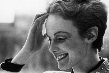 קודינגטון גרסת 1967. התחילה כדוגמנית (צילום: gettyimages)