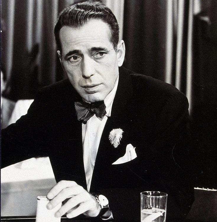המפרי בוגרט, 1950. כוכב הוליוודי בחייו, אגדה במותו (צילום: REX/א.ס.א.פ קראייטיב)
