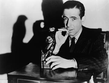 """ב""""הנץ ממלטה"""", 1941. האיש והסיגריה  (צילום: gettyimages )"""