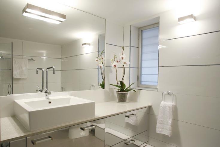 עיצוב אמבטיה. הכל מתחיל בתכנון נכון. עיצוב: שירה לביא (צילום: גידי בועז)