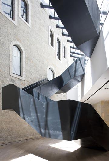 מלון ממילא בירושלים. הדור העכשווי של אדריכלות הנופש הישראלית, בקריצה בינלאומית (צילום: עמית גרון)
