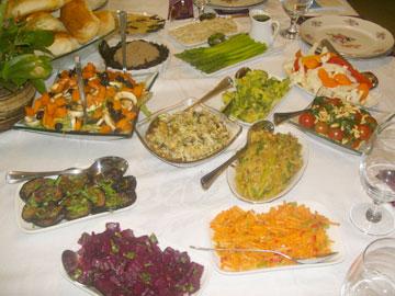 מיטב האוכל המרוקאי. אתי דדון (צילום: אריאלה אפללו)