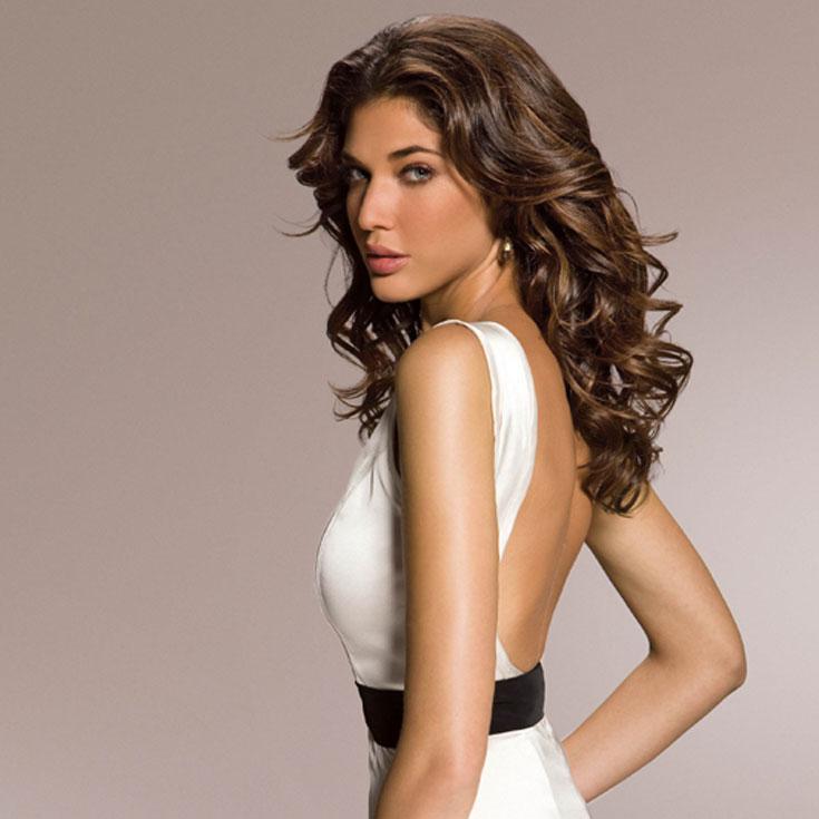 תמר זיסקינד, מלכת היופי לשנת 2008 (צילום: עידו לביא)