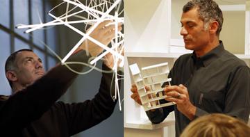 בסטודיו שלו בצרפת עובדים 14 איש