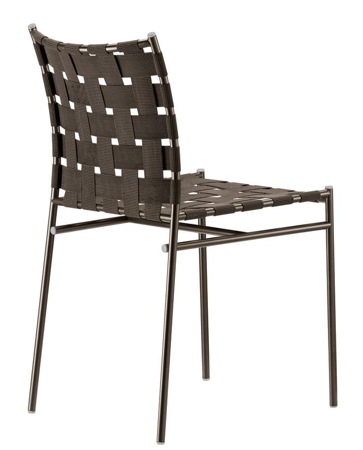 כיסא טליאטלה של מוריסון. אחד המעצבים המדויקים ביותר, והכיסא עשוי להתגלות כאייקון עתידי