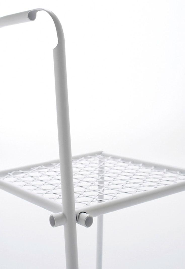 מבט נוסף בכיסא, שהוצג בתערוכה טאיוונית מוצלחת במוזיאון הטריאנלה (צילום:  dezin,  Masayuki Hayashi)