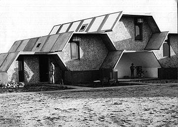 בית ספר שדה חצבה (צילום: ארכיון אדריכלות ישראל, אוסף צבי אלחייני)