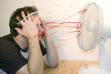 חם לכם? בידוד נכון עשוי להקל גם על החום הגדול של הקיץ (צילום: שאטרסטוק)