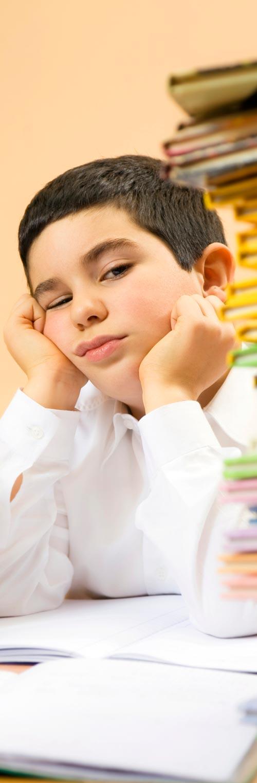 בכיתה ד' מתגלים מרבית המקרים (צילום: thinkstock)