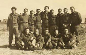ברמן בארץ, בצבא