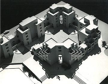 פרויקט הקמת שכונת גילה (באדיבות ארכיון אדריכלות ישראל)