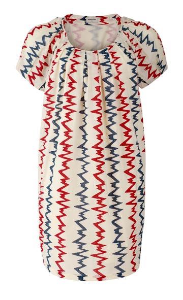 שמלה מאתר פיפל טרי. הבריטים מובילים את מגמת הסחר ההוגן (צילום: People Tree)