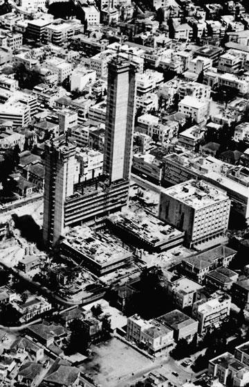 תל אביב בשנות השישים. מפרבר לעיר (צילום: באדיבות חברת כיכר הרצל)