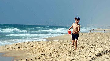 חוף ניצנים. חולות קסומים, עדיין (צילום: גדי קבלו)