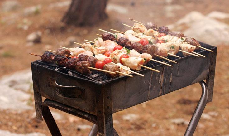 טיילתם? בישלתם? נהניתם? השאירו את השטח נקי (צילום: thinkstock)