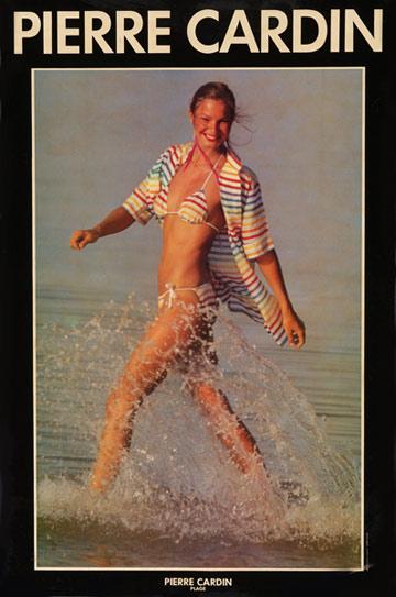 מתוך קמפיין לפייר קארדן, שנות ה-70 (צילום: בן לם )