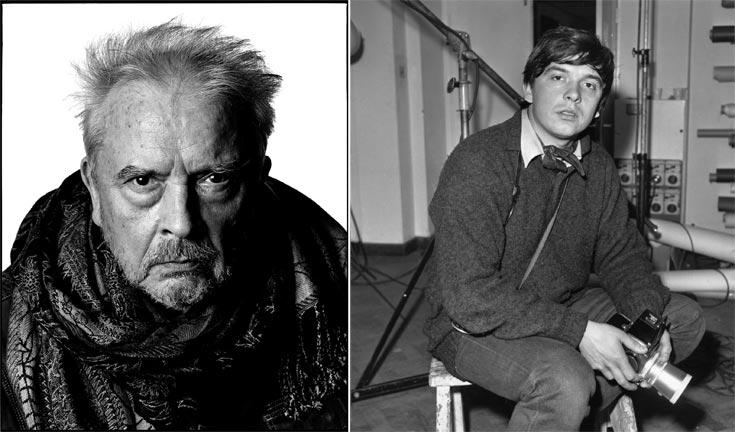דיוויד ביילי, בשנות ה-60 וכיום. סגנון צילום מובהק הבולט בישירותו (צילום: דיוויד ביילי, gettyimages )