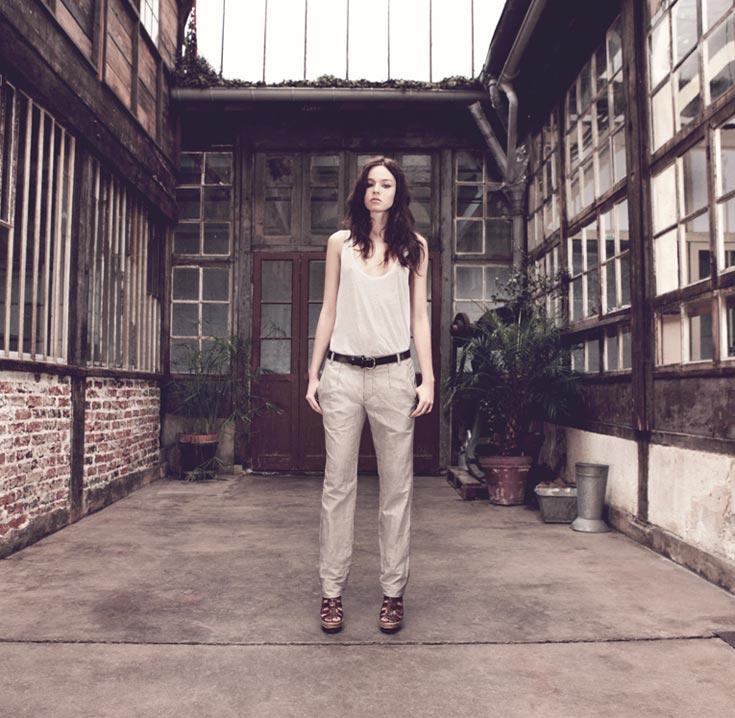 """My Pant's. ''אין גזרה מושלמת של מכנסיים - כל אישה צריכה למצוא את זו שמתאימה לה"""" (צילום: מייקל פולין)"""