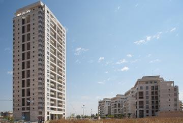 מאז למדו האדריכלים להתמחות בפרויקטים אחרים (שגם בהם אפשר להקצות דירות בנות-השגה) (צילום: טל ניסים)