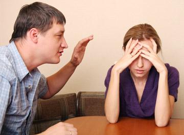 או, כאילו, בריבים וצעקות. גם זו אופציה (צילום: thinkstock)