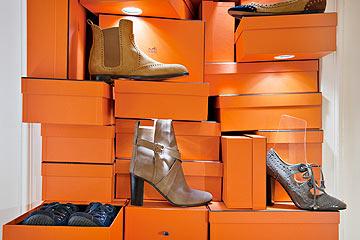 לא מדברים על המחיר. הנעליים של הרמס (באדיבות CuldeSac)