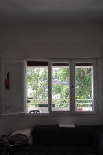 דירה בדיזנגוף 4. שלבים סופיים (צילום: אמית הרמן)