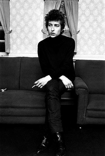 דילן בשנות ה-60. העשור שבו הוא הפך לכוכב (צילום: REX/א.ס.א.פ קריאייטיב)