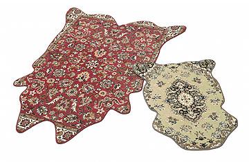 השטיח של סבסטיאן הרקנר (צילום: סבסטיאן הרקנר)