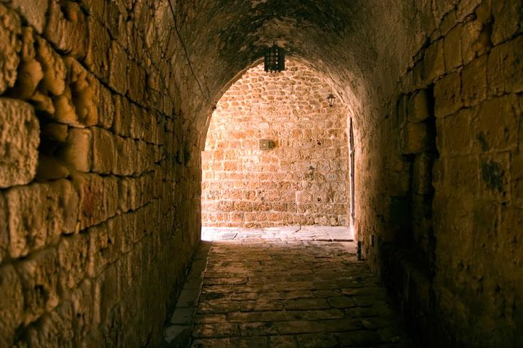 העיר העתיקה בעכו. היפהפיה המתעוררת (צילום: thinkstock)