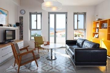 וילה בתכנון סטודיו מקומי. ארכיטקטורה היא עסק מאד אישי  (צילום: שי אפשטיין)