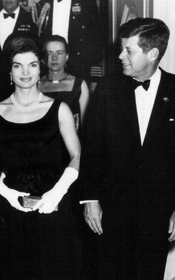 ג'קי וג'ון קנדי, 1963 (צילום: Gettyimages imagebank)