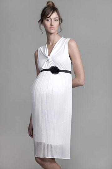 אבישג ארבל. שמלות כלה להריון (צילום: רונן ארנון)