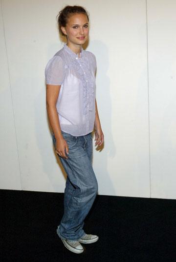 2004. ככה מתלבשים לתצוגה של מארק ג'ייקובס? (צילום: gettyimages)