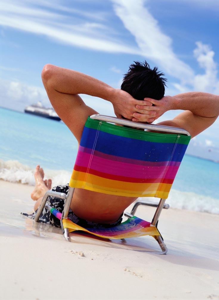 לידיעתך: בזמן שאתה חופש היא מחליפה מנעולים (צילום: thinkstock)