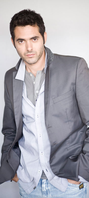 דן שפירא (צילום: דביר כחלון)