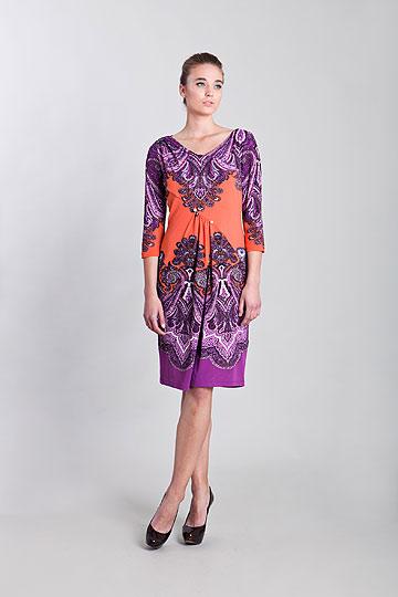 שמלה של רוברטו קוואלי ב-800 שקל (צילום: טל טרי)